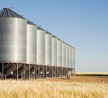 Зернохранилище - Сельхоз корма в Черноморском