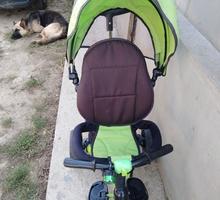 Продам коляску велосипед б.у в хорошем состоянии - Коляски, автокресла в Джанкое