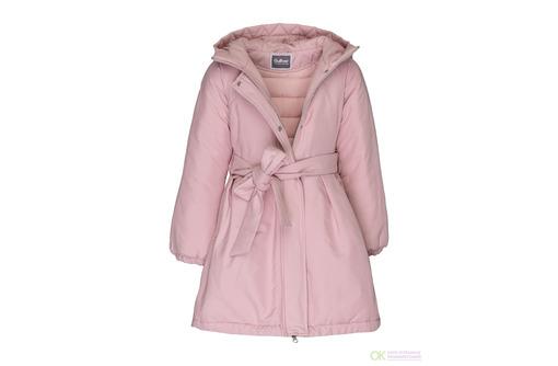 Отличное розовое демисезонное полупальто Gulliver. - Одежда, обувь в Севастополе
