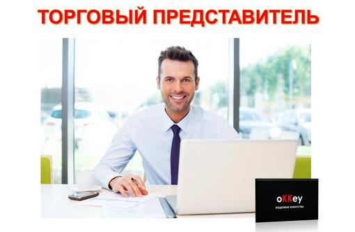 Торговый представитель (продукты питания) г. Севастополь - Менеджеры по продажам, сбыт, опт в Севастополе