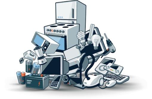 Утилизация(вывоз в день обращения) Бытовой техники - Прочая электроника и техника в Севастополе