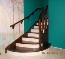 Изготовление лестниц из дерева в Феодосии и Крыму - Лестницы в Феодосии