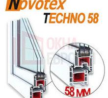 Балконы, лоджии ПВХ от завода. Акция на KRAUSS и NOVOTEX до 1 ноября - Балконы и лоджии в Севастополе