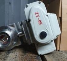 Затворы дисковые (шиберные краны) с электроприводом - Продажа в Крыму