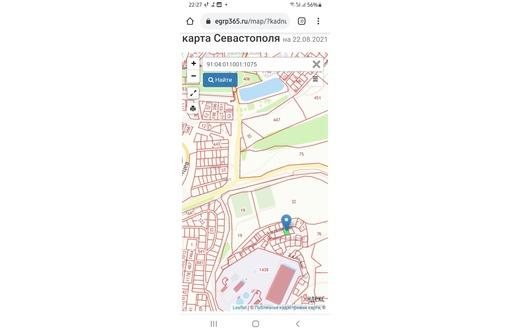 Продажа участка, 5 соток - Участки в Севастополе