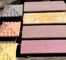 Крышки , парапеты на забор из бетона любой размер - Фасадные материалы в Симферополе