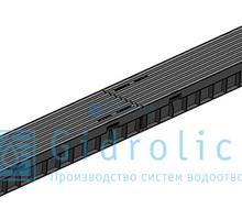 Лоток водоотводный в комплекте с пластиковой решеткой - Прочие строительные материалы в Крыму