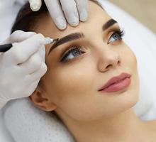 Перманентный макияж бровей - Косметологические услуги, татуаж в Севастополе