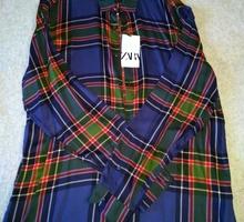 Продам новую мужскую рубашку ZARA - Мужская одежда в Севастополе