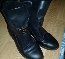 Демисезонные сапожки 37 размер - Женская обувь в Симферополе
