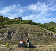 Suzuki Lets2 Продам - Мопеды и скутеры в Ялте