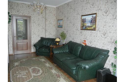 Кожаный мягкий диван - Мягкая мебель в Севастополе