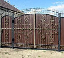 Ворота ДЕШЕВЫЕ БЕЛОГОРСК - Заборы, ворота в Белогорске