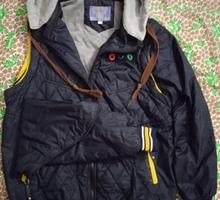 Куртка- жилетка для мальчика - Одежда, обувь в Крыму