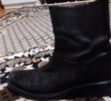 Продам мужские сапоги - Мужская обувь в Севастополе