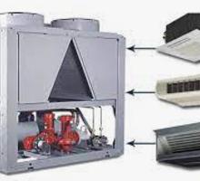 Поставка, монтаж MRV, VRV, чиллеров, вентсистем - Кондиционеры, вентиляция в Севастополе