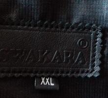 Продам мужскую куртку кожанную - Мужская одежда в Севастополе