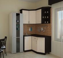 Кухня БЕЛАРУСЬ УГЛОВОЙ МОДУЛЬ. Варианты правый, левый - Мебель для кухни в Севастополе