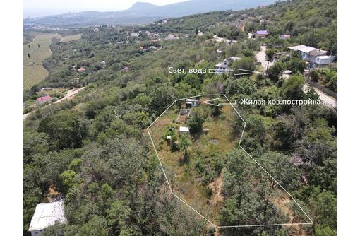 Большой участок 8.5 соток рядом с городом - Участки в Алуште