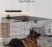 Клетка вольер для собак номер 6 120*79*83 см - Продажа в Крыму