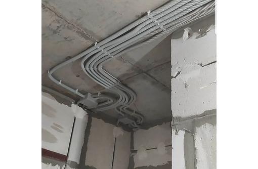 Электромонтажные работы в домах, квартирах, жилых и нежилых помещениях - Электрика в Севастополе