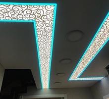 Натяжные потолки в Симферополе. от 330 руб. Любая сложность.Без запаха - Натяжные потолки в Крыму