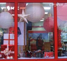 Новогодний декор. Новогоднее оформление витрин, интерьеров, мероприятий. Новогодняя фотозона. - Свадьбы, торжества в Крыму