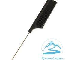 Расческа хвост пластик+металл - Парикмахерские услуги в Феодосии