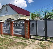 Обмен дом пгт Кирилловка  + готовый бизнес Украина на дом в Крыму - Обмен жилья в Ялте