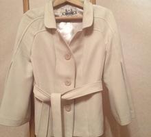 Драповый пиджак - Женская одежда в Севастополе