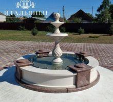 Декоративные фонтаны в Крыму от производителя, бассейны фонтанов - Бани, бассейны и сауны в Крыму
