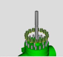 Клапан КОС для электростанции ТЭС - Продажа в Севастополе