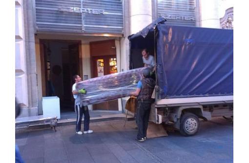 Грузоперевозки,переезды: офис,квартира,вывоз мусор - Грузовые перевозки в Севастополе