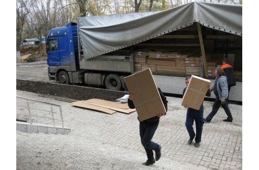 Грузоперевозки, квартирные переезды, грузчики, вывоз мусора - Грузовые перевозки в Севастополе