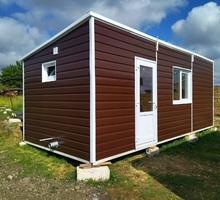 Маленький домик - Металлические конструкции в Крыму