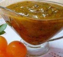 Алычевый ткемали. - Эко-продукты, фрукты, овощи в Бахчисарае