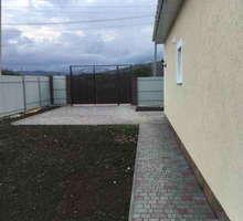 К продаже предлагаем новый дом 2021 года постройки в Пионерском, общая площадь 100кв.м, - Дома в Крыму