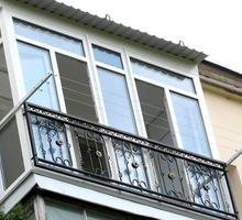 Окна, балконы, лоджии, рулонные шторы в Севастополе – компания «СевОкно»: работают профессионалы! - Окна в Севастополе