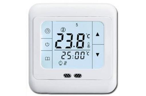 Терморегуляторы для теплых полов программируемые, механические, с Wi-Fi - Газ, отопление в Севастополе