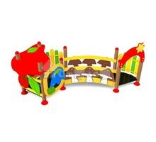 Игровой комплекс Полянка для детей младшего возраста - Игрушки в Симферополе