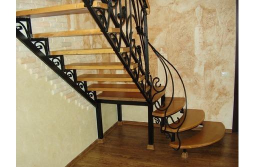 Металлоконструкции. Заборы. Решетки. Ворота. Лестницы., фото — «Реклама Севастополя»