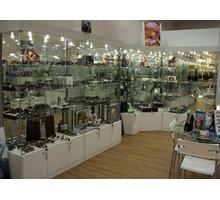 Витрины стеклянные, торговые островки - Продажа в Севастополе
