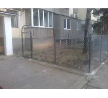 Забор из сетки рабицы!!! Качественно,недорого и в кратчайшие сроки!!! - Заборы, ворота в Севастополе