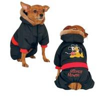 комбинезон для собаки зимний Mickey с капюшоном - Продажа в Севастополе