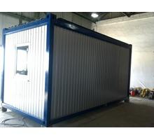 Изготовление бытовок, торговые павильоны от 8000р м2 - Металлические конструкции в Севастополе