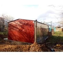 Изготовление металлических гаражей - Продам в Крыму