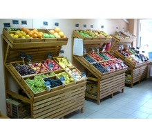 Деревянный овощной развал - Продажа в Севастополе