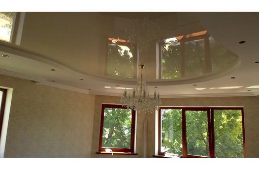 Европейские натяжные потолки для жилых помещений - Натяжные потолки в Саках