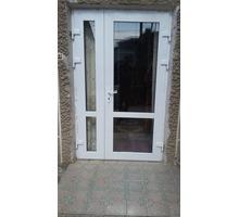 Надежные входные и межкомнатные двери из металлопластика - Входные двери в Симферополе