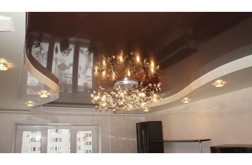 Качественные натяжные потолки MSD Polyplast.Pongs LuxeDesign, фото — «Реклама Бахчисарая»